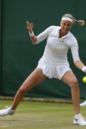 Petra Kvitova – Wimbledon Tennis Championships in London 1st round 6/29/2016