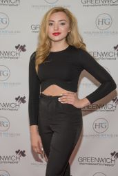 Peyton List - 2016 Greenwich International Film Festival in Connecticut