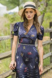 Phoebe Tonkin – Veuve Clicquot Polo Classic in New Jersey 6/4/2016