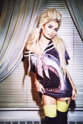 Pia Mia - Paper Pagazine 2016 Photos and Video
