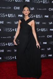 Pia Wurtzbach – 2016 Miss USA Pageant in Las Vegas