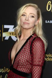 Portia Doubleday – Television Academy 70th Anniversary Celebration in Los Angeles, 6/2/2016
