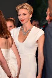 Princess Charlène – 2016 Monte-Carlo Television Festival Opening in Monaco