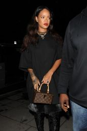 Rihanna - Out in London, UK 6/24/2016