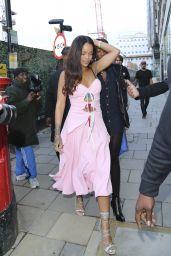 Rihanna - Outside the Tape Nightclub in London 6/29/2016