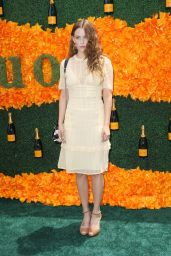 Riley Keough – Veuve Clicquot Polo Classic in New Jersey 6/4/2016