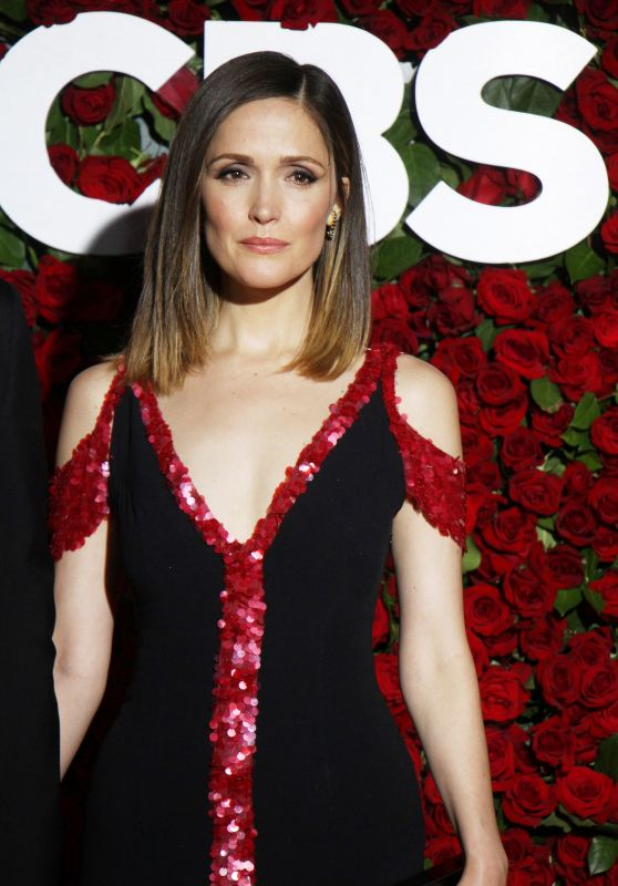 Rose Byrne – 2016 Tony Awards in New York