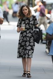 Rose Byrne - Out in New York City NY 6/1/2016
