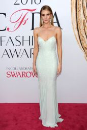 Rosie Huntington-Whiteley - CFDA Fashion Awards in New York City 6/6/2016