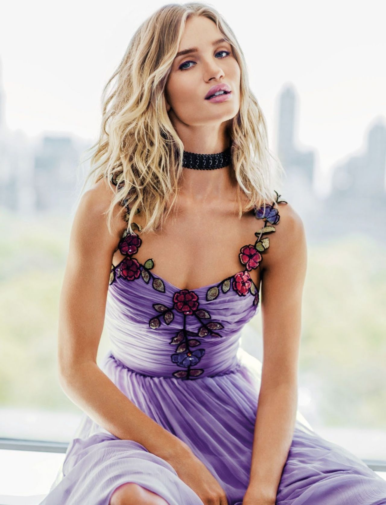 Rosie Huntington-Whiteley - Vogue Magazine Thailand July ... Rosie Huntington Whiteley