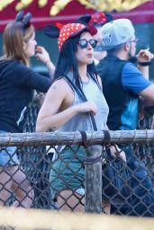 Rumer Willis at Disney California Adventure Park 6/5/2016