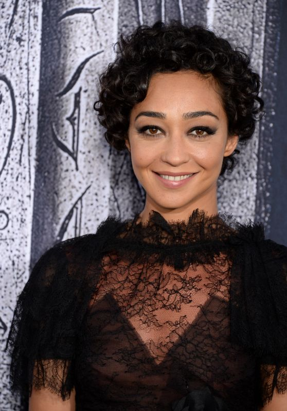 Ruth Negga – Warcraft Premiere in Hollywood 6/6/2016