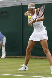 Sabine Lisicki - Wimbledon Tournament 2016 – First Round 6/27/2016
