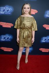 Sabrina Carpenter – 'Adventures in Babysitting' Premiere in Los Angeles, CA 6/23/2016