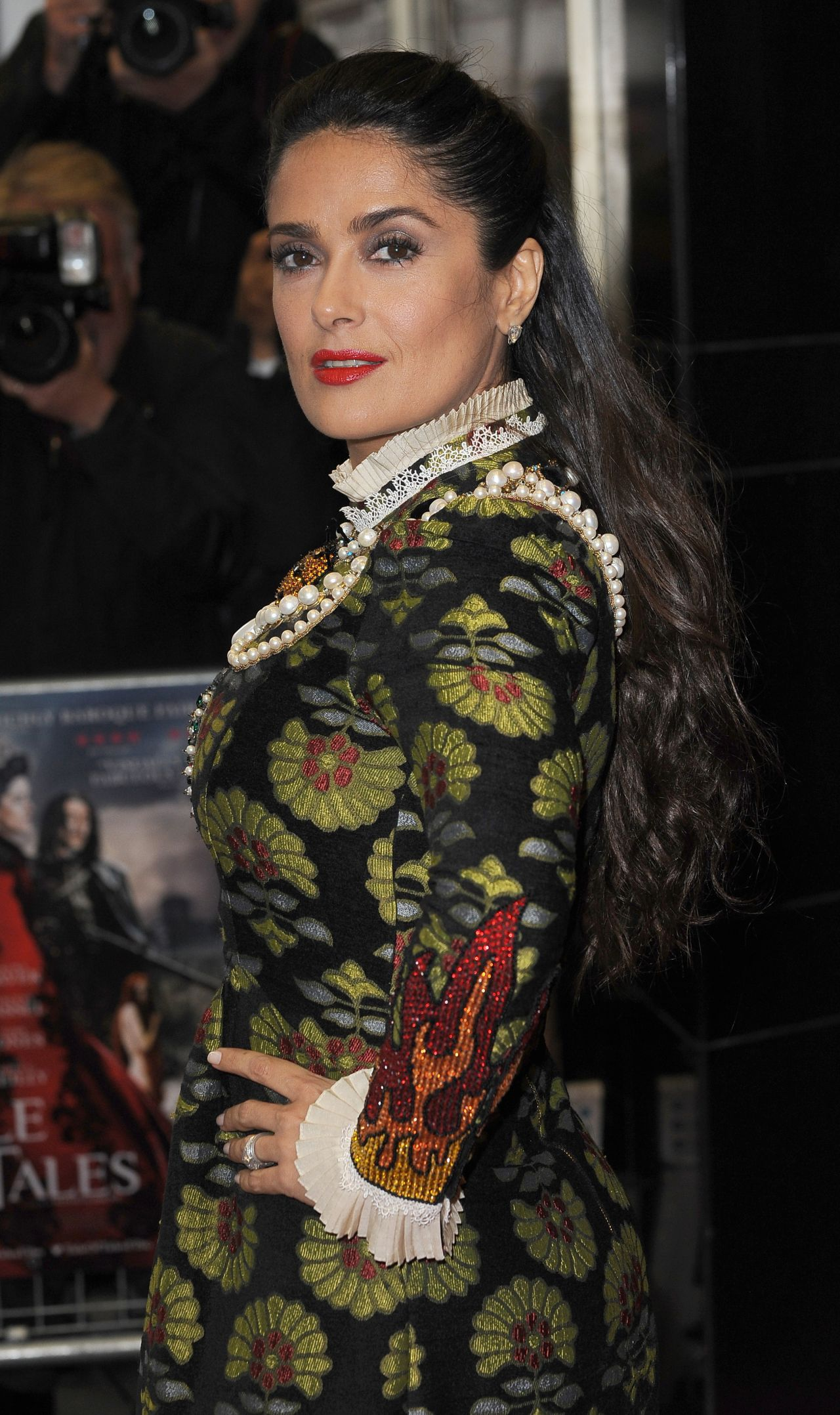 Salma Hayek – 'Tale Of Tales' Screening in London, UK 6/1/2016 Salma Hayek