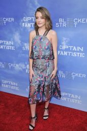 Samantha Isler – 'Captain Fantastic' Premiere in Los Angeles 6/28/2016