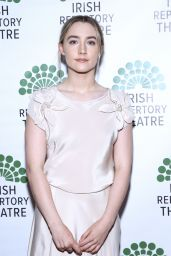 Saoirse Ronan - Irish Repertory Theatre Gala Benefit - Finian