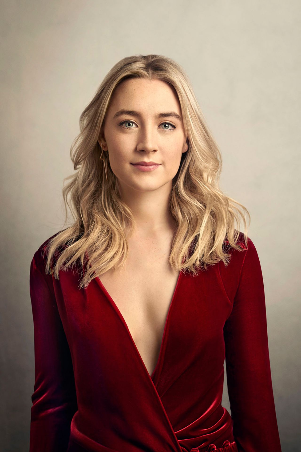 Saoirse Ronan - Photoshoot for The Hollywood Reporter ...
