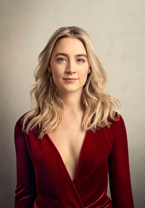 Saoirse Ronan - Photoshoot for The Hollywood Reporter March 2016