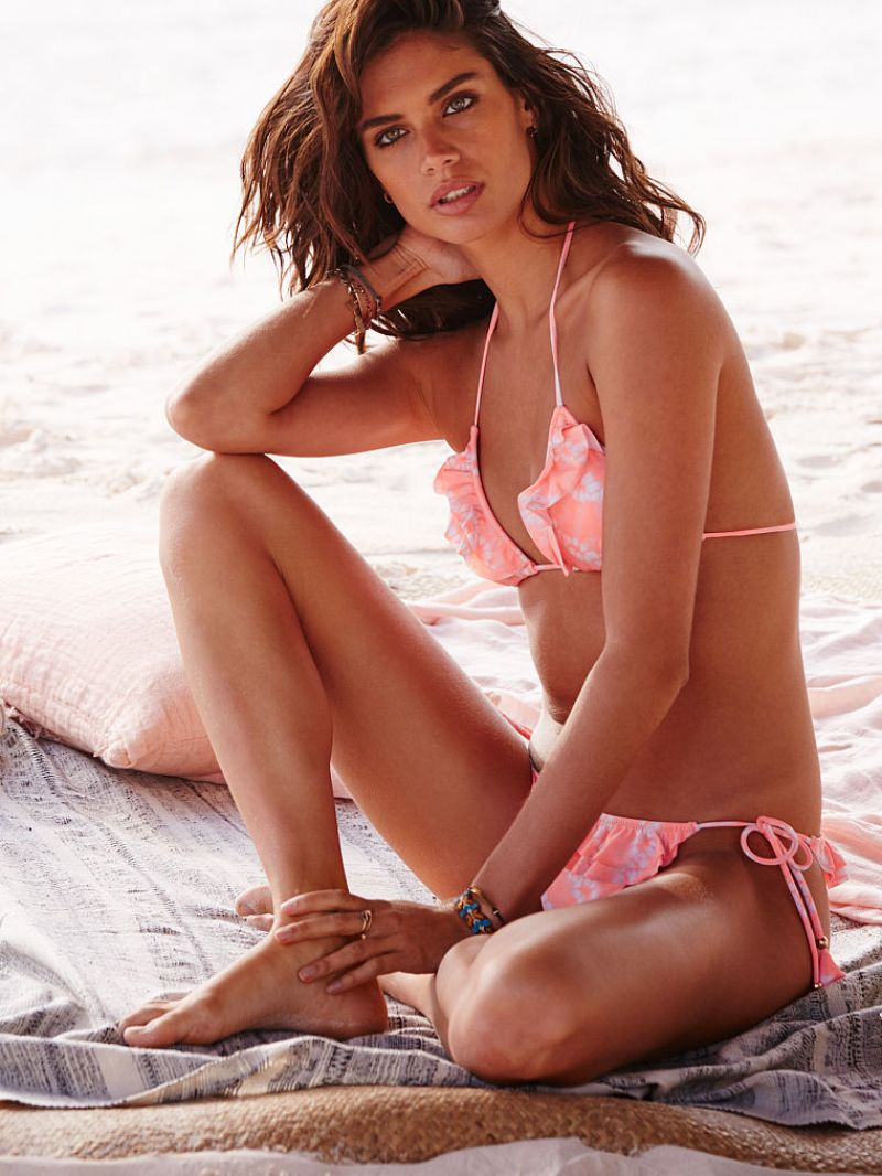 Sara Sampaio with Bikini Pic 15 of 35