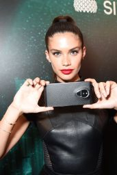 Sara Sampaio - Sirin Labs VIP Launch Party in London 5/31/2016