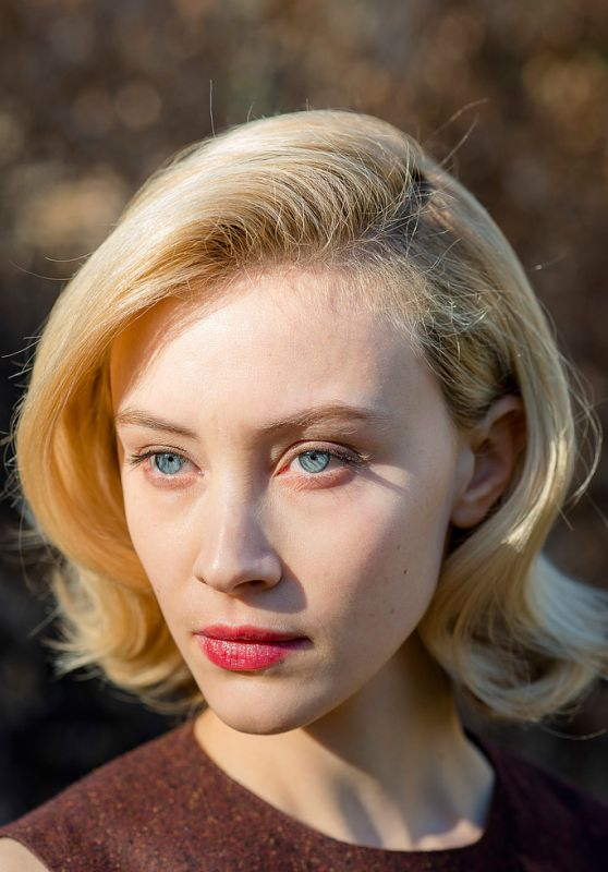 Sarah Gadon - Photoshoot for The New York Times April 2016