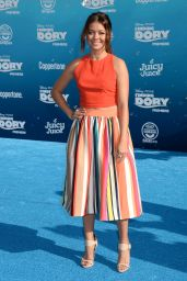 Sarah Hyland – 'Finding Dory' premiere in Los Angeles 6/8/2016