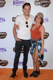 Sarah Hyland - Ghost Rider Rides Again Event in Buena Park 6/4/2016