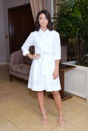 Sarah Hyland – Power Players in Hollywood & Politics Lunch in West Hollywood 6/20/2016