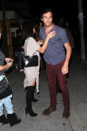 Sarah Hyland - The Nice Guy Club in West Hollywood 6/24/2016