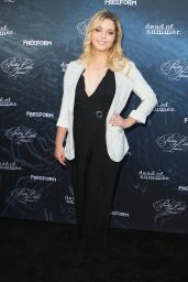 Sasha Pieterse – 'Dead of Summer & Pretty Little Liars' Screening in Los Angeles 6/15/2016