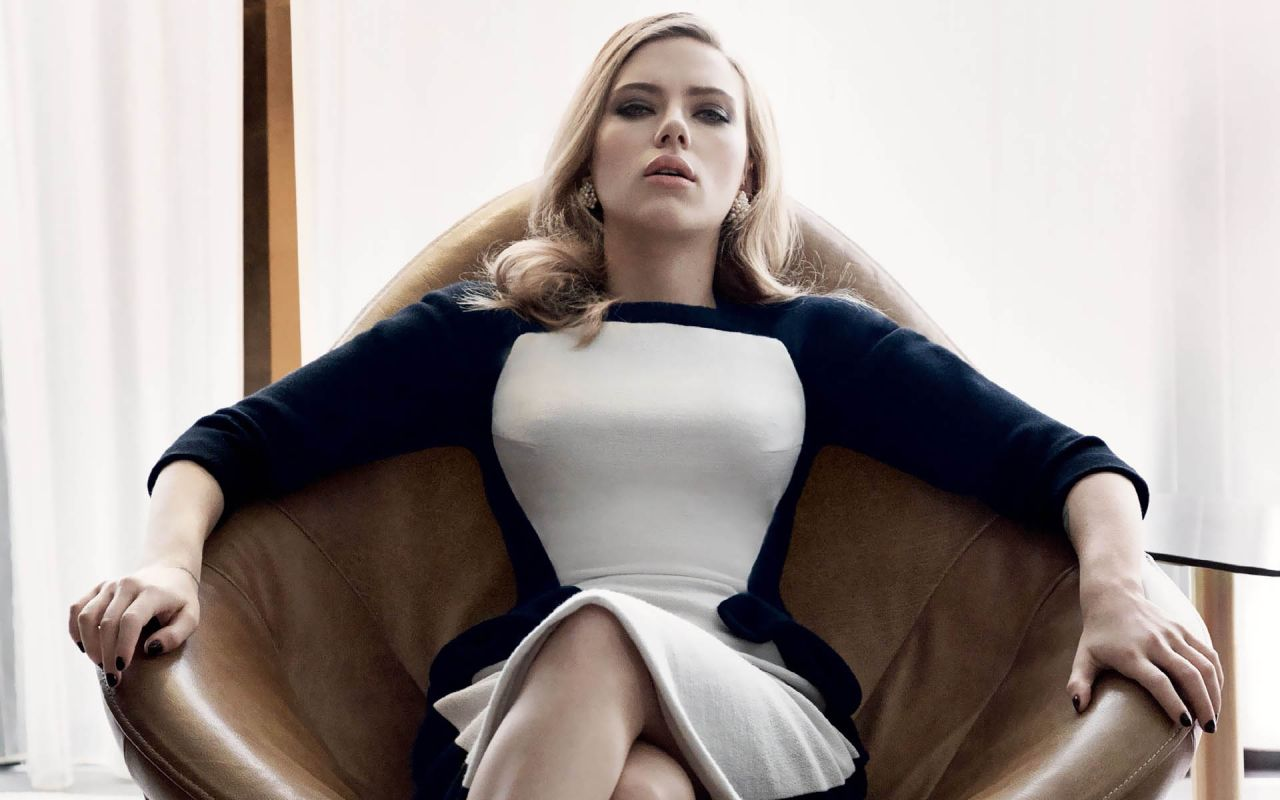 Scarlett Johansson Wallpapers (+10), June 2016