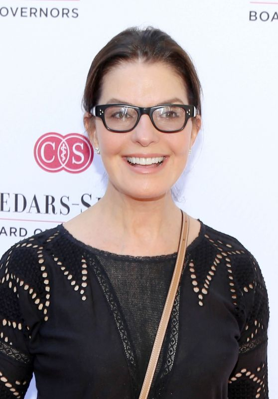 Sela Ward - 1st Annual Rock For Research Summer Concert in Beverly Hills 6/26/2016