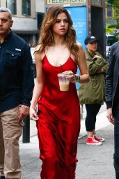 Selena Gomez Fashion Star - Out in NYC 6/3/2016