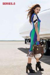 Selena Gomez - Louis Vuitton Collection 2016