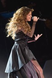 Selena Gomez - Performing at the Frank Erwin Center in Austin, TX 06/17/2016