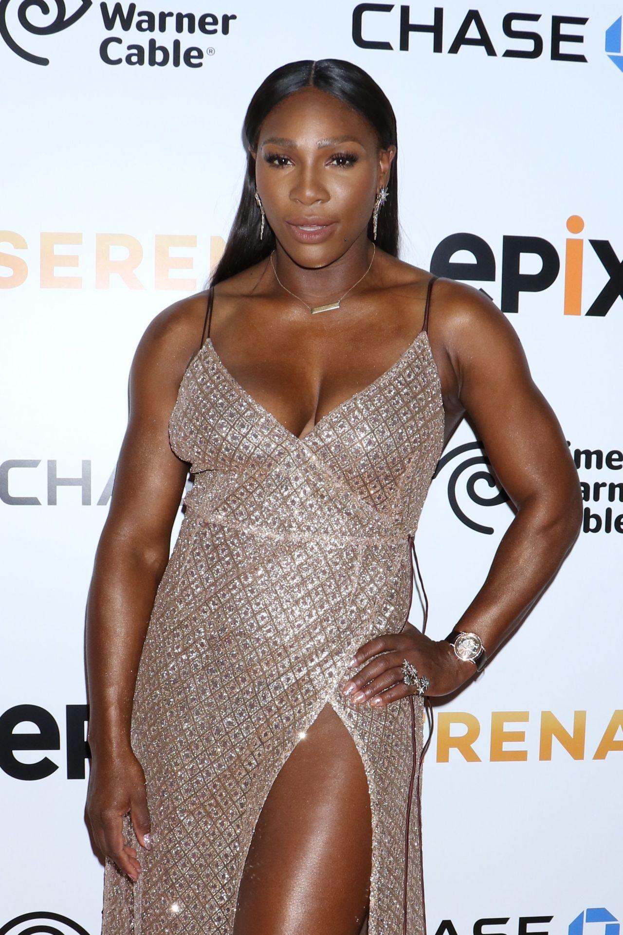 Serena Williams Serena Premiere In New York City 6 13 2016