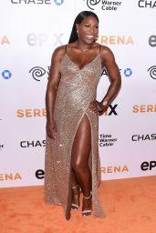 Serena Williams – 'Serena' Premiere in New York City 6/13/2016