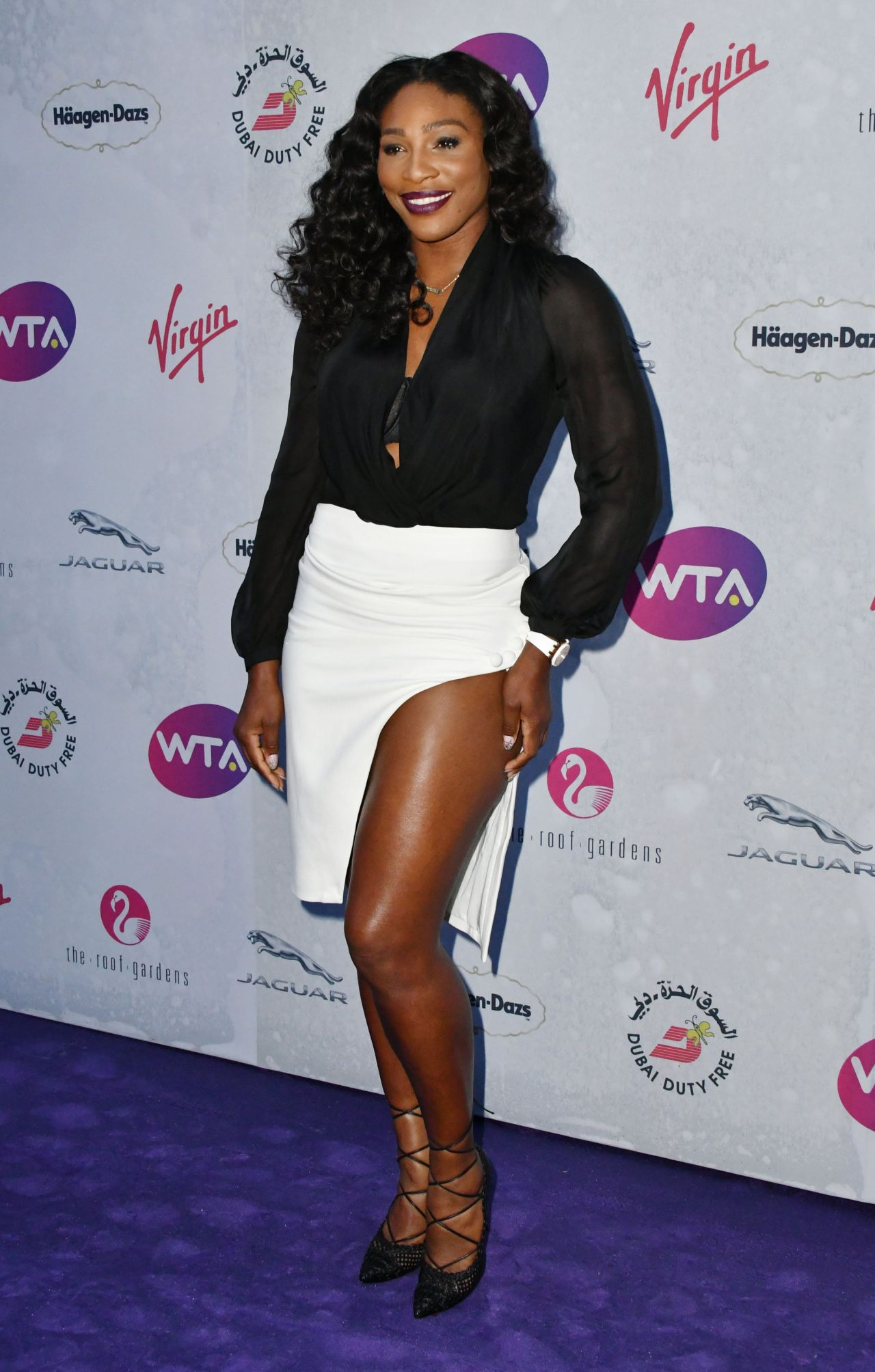 Serena Williams Wta Pre Wimbledon Party In London June 2016