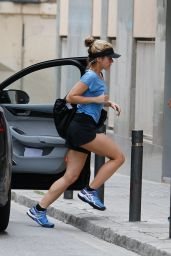Shakira - Out in Barcelona 6/13/2016