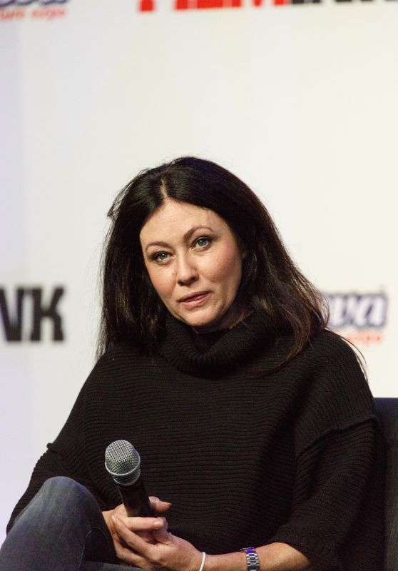 Shannen Doherty - Q&A at Supanova in Sydney 6/19/2016