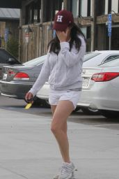 Shannen Doherty Returns to Her Car in Malibu 6/27/2016