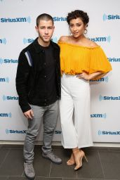 Shay Mitchell at SiriusXM Studios in New York City 6/14/2016