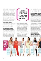 Shay Mitchell - Dolly Magazine Australia August 2016 Issue