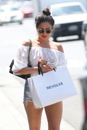 Shay Mitchell - Out in Los Angeles, CA 6/26/2016