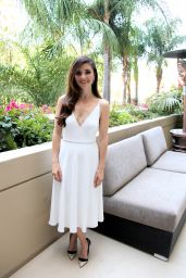 Shiri Appleby  – Who Stars in the TV Show 'UnREAL' at the Four Seasons Hotel in Beverly Hills, June 2016