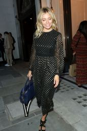 Sienna Miller - Leaveing Wendy Rowe Book Launch Party in London 6/21/2016