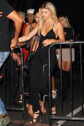 Sofia Richie Night Out Style - Leaving 1OAK in West Hollywood, 6/26/2016