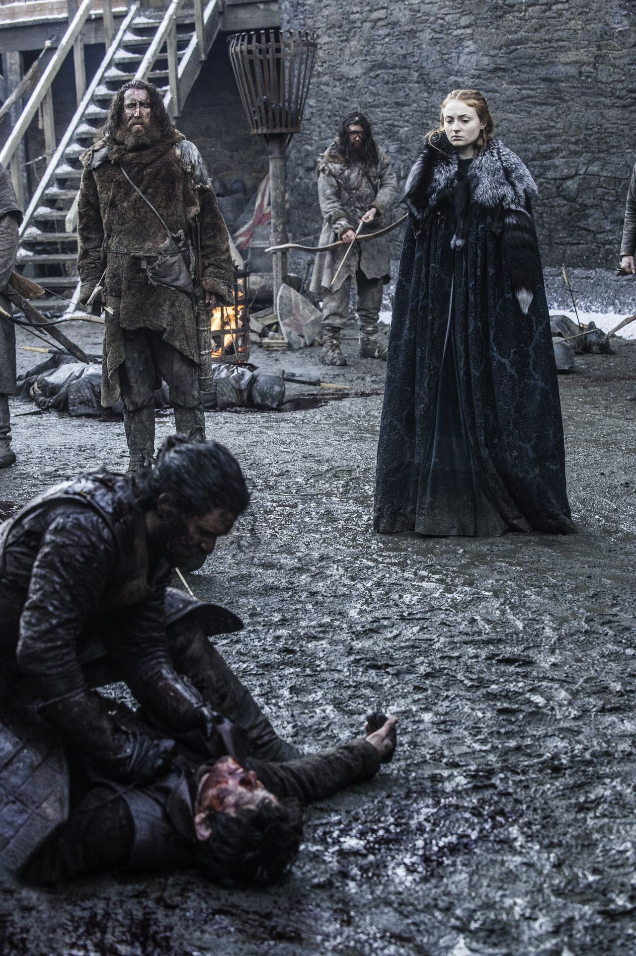 sophie turner game of thrones season 6 stills amp promos