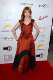Stef Dawson – 2016 Australians in Film Heath Ledger Scholarship Dinner in Los Angeles 6/1/2016